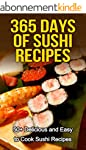 Sushi: 365 Days of Sushi Recipes: Ove...