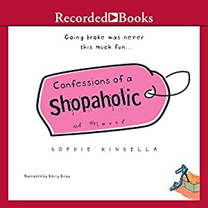 Confessions of a Shopaholic | Livre audio