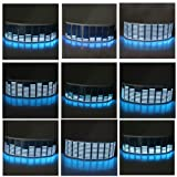 Signstek Sound Music Beat Activated Car Stickers Equalizer Glow Blue LED Light Audio Voice Rhythm Lamp thumbnail
