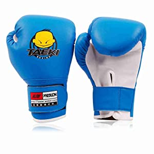 Pu Kids Children Cartoon Sparring Dajn Boxing Gloves Training Age 5-10 Years