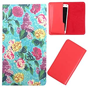 DooDa - For Micromax Canvas Win W121 PU Leather Designer Fashionable Fancy Case Cover Pouch With Smooth Inner Velvet