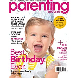 Parenting Early Years (1-year auto-renewal)