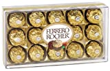 Ferrero Rocher Gift Box, 15-Count (Pack of 3)