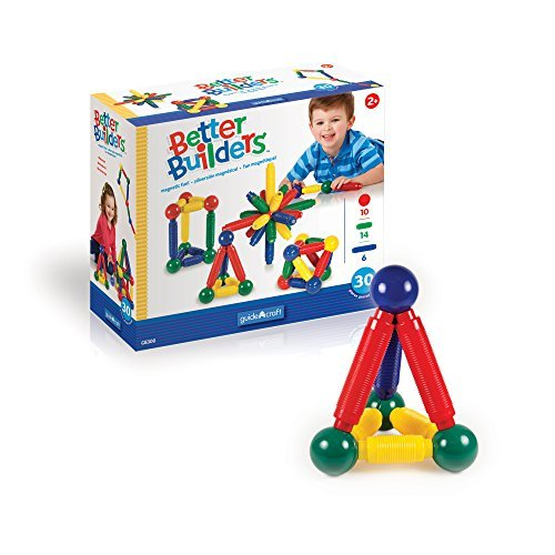 Better Builders  Magnetic Construction Set