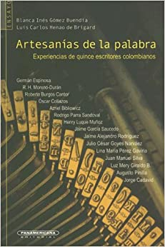 Artesanias de la Palabra (Ensayo (Panamericana Editorial