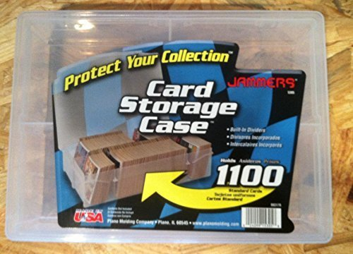 Collectible Trading Card Storage Case (Collectible Card Box compare prices)