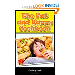 The Fat and Happy Cookbook (9781477402726) Kimberly Lewis