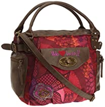 Desigual Mcbeen-viven Cross Body Bag,Purple,One Size