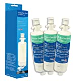 Water Sentinel WSL-3 Replacement Fridge Filter, 3-Pack
