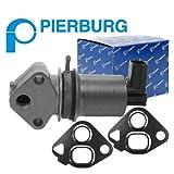 1x EGR VALVE GENUINE PIERBURG + 1x Gasket for EGR Valve Exhaust gas recirculation valve AUDI A2 8Z 1.4 SEAT AROSA 6H CORDOBA 6K 6L IBIZA MK 3 INCA 6K MK4 6L 1.4 16V LEON 1M TOLEDO MK 2 1M 1.4 16V 1.6 16V SKODA FABIA 6Y 1.4 16V OCTAVIA 1Z 1U 1.4 + 16V VW BORA GOLF 1J 1.4 16V 1.6 16V CADDY MK 2 1.4 16V LUPO 6X POLO 6N 6N2 9N 6K 1.4 16V;