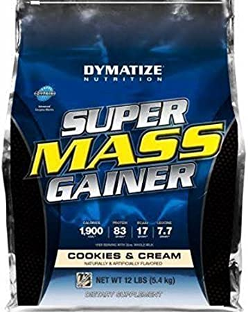 Dymatize Super Mass Gainer Banana 12lbs