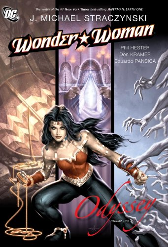 Wonder Woman Odyssey HC Vol 02