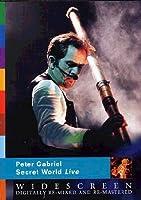 Peter Gabriel: Secret World Live [DVD]