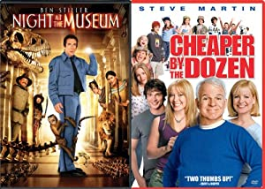 Night at the Museum/Cheaper by the Dozen