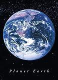 1art1 741 Poster Planète La Terre La Planète Bleue 91 X 61 cm