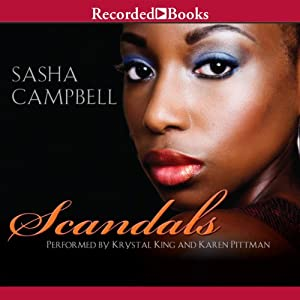 Scandals Audiobook