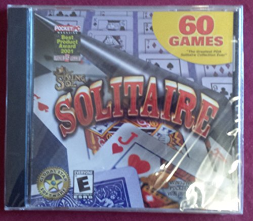 King Sol 60 Solitaire Games