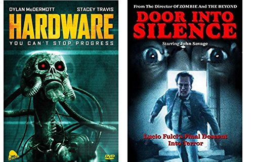 Hardware 2-Disc Limited Edition & Door Into Silence 2-Movie Bundle (Door Into Silence compare prices)