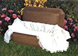 Family Pet Caskets Animal Casket *Includes $ 50.00 Deluxe Lace Liner {Size- 24