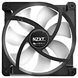 NZXT Technologies FN V2 140mm Performance Case Fan Cooling RF-FN142-RB