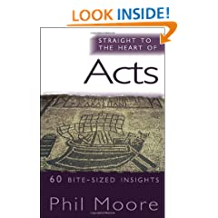 Straight to the Heart of Acts: 60 Bite-Sized Insights