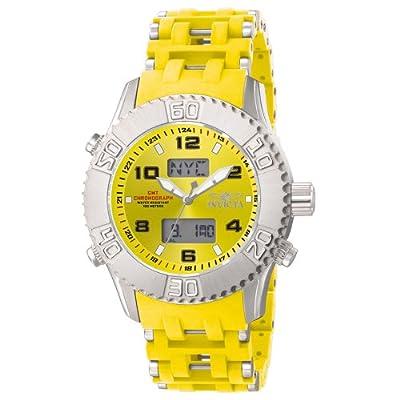 5685 Sea Spider Collection Ana-Digi GMT Chronograph Watch: Invicta