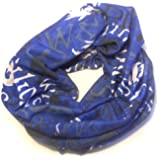 PRESKIN - tissu multifonctionnel utilisé comme un foulard, écharpe au cou, cagoule, bandeau, mitaines, chapeau, foulard, écharpe, boucle, bandeau, cache-cou, un foulard de pirat , une jupe ou la ceinture sur la tête, le cou ou le bras