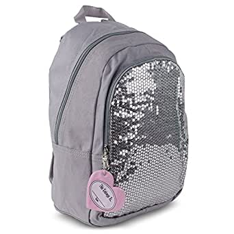 Sketchers Silver Sequins Forever Twinkle toes 2 compartment Backpack