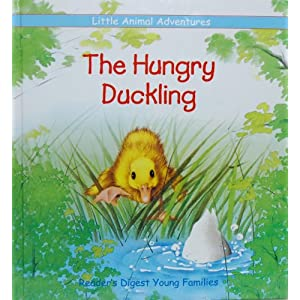 THE HUNGRY DUCKLING