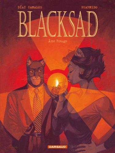 Blacksad, tome 3 : Âme rouge