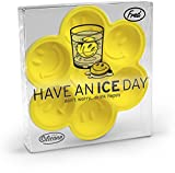 Fred & Friends HAVE AN ICE DAY Smiley-Face Ice Tray