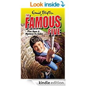 Famous Five 20: Five Have A Mystery To Solve