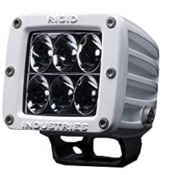 Rigid Industries M-Series - Dually D2 LED Single - Driving Beam