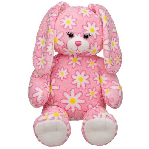 Build-a-Bear Workshop Daisy Bunny Stuffed Animal, 16 in. (Bunny Build A Bear compare prices)