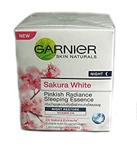 Amazon.com - Garnier Skin Naturals, Sakura White, Pinkish Radiance