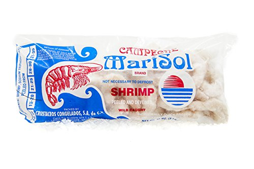 3-Lbs-Wild-Caught-1520-Raw-Peeled-and-Deveined-IQF-Shrimp