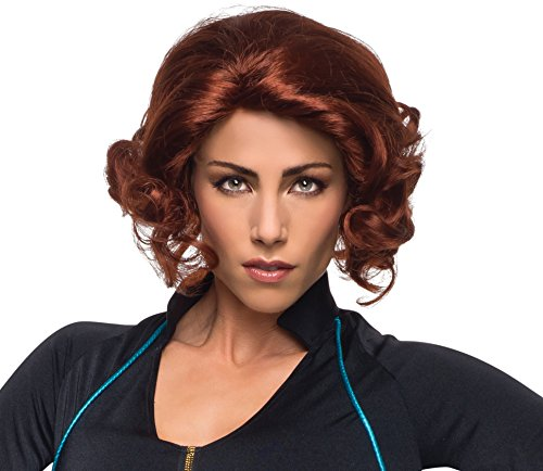 Rubie's Costume Co Women's Avengers 2 Age Of Ultron Adult Black Widow Wig