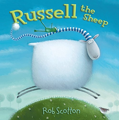 Russell the Sheep, Buch