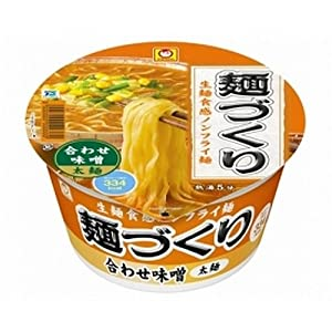 マルちゃん 麺づくり 12個