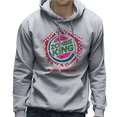 zombie-king-fast-food-mens-hooded-sweatshirt