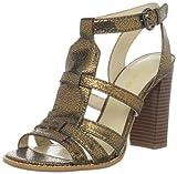 Enzo Angiolini Women s Mastro Sandal Bronze 8.5 B(M) US