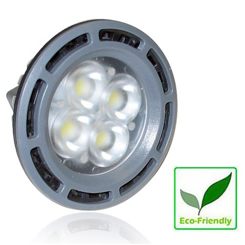Byd Mr16 Shape High Performance 3W Led Flood Light Bulb (Day Light)