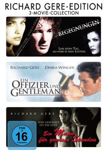 Ein Mann für Gewisse Stunden / Ein Offizier Und Ein Gentleman / Begegnungen [3 DVDs]