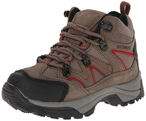 Northside Snohomish Junior Hiking Boot (Infant/Toddler/Little Kid), Chili Pepper, 3 M US Little Kid