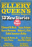 Ellery Queens Mystery Magazine July 1974