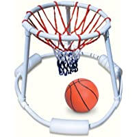 Swimline 9162 Super Hoops Floating Basketball Game