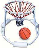 Solstice by International Leisure Products Super Hoops Floating Basketball Game