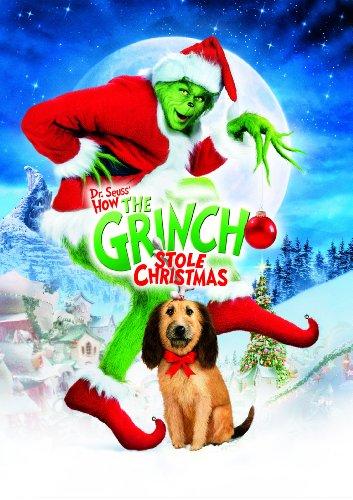 Amazon.com: Dr. Seuss' How The Grinch Stole Christmas: Jim Carrey ...