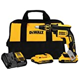Factory-Reconditioned Dewalt DCF620D2R 20V Max XR Cordless Lithium-Ion Brushless Drywall Screwgun Kit