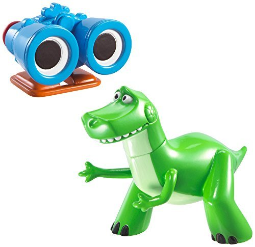 Disney/Pixar Toy Story 20th Anniversary Rex and Lenny Figure Buddy 2-Pack by Mattel
